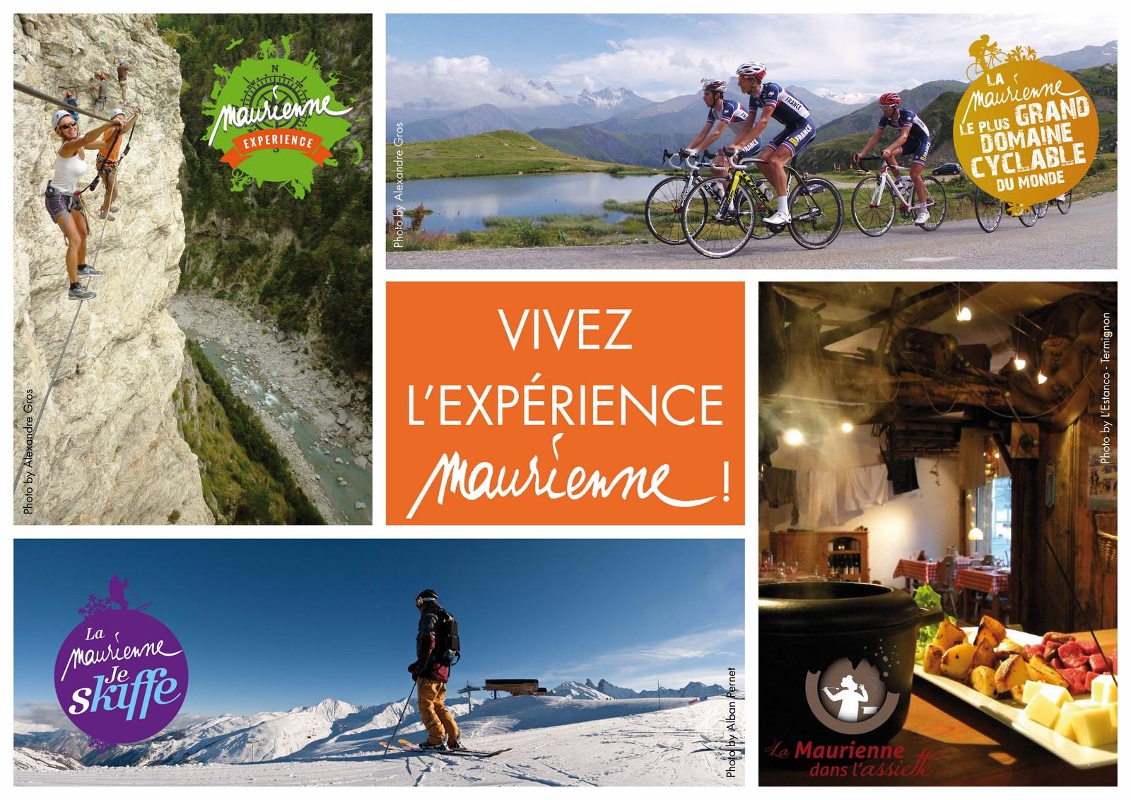 Vivez l'experience Maurienne