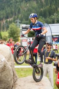 Equipe de France VTT trial