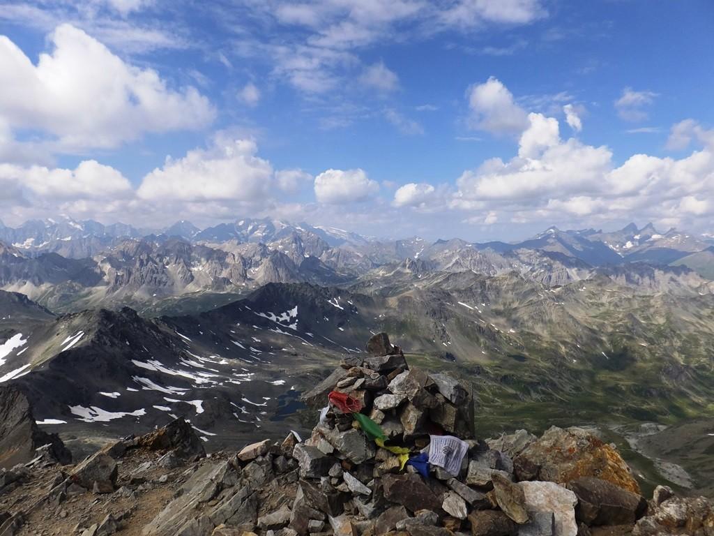 Point du vue Mont Thabor